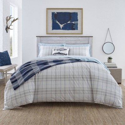 Grays Harbor Plaid Comforter Set