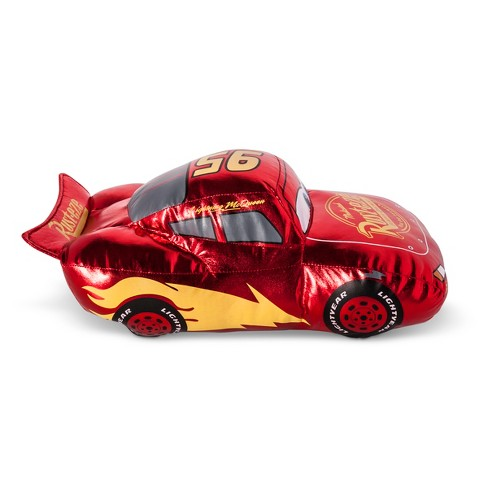 "Cars® Red Lightning McQueen Pillow Buddy (15""x7.5"") - image 1 of 1"