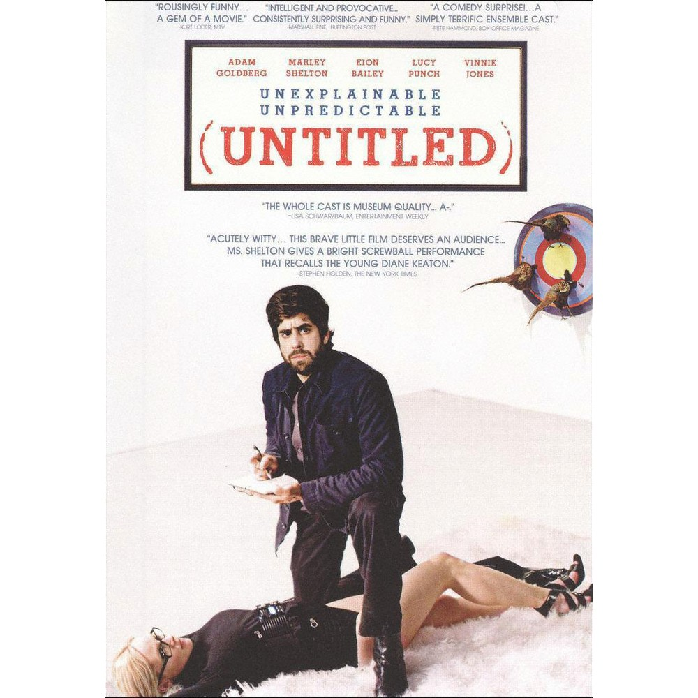 (Untitled) (Dvd), Movies
