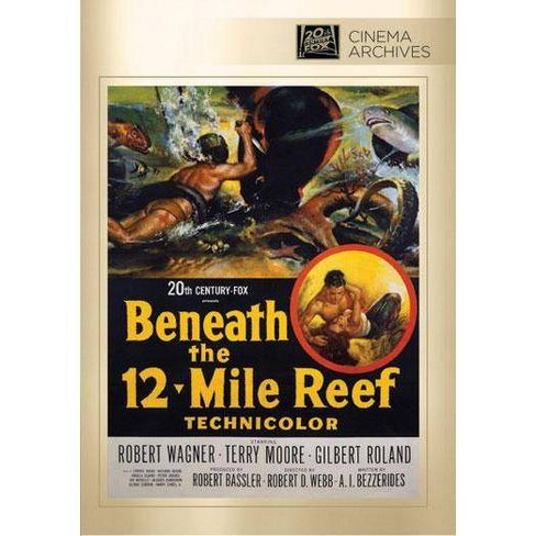 Beneath the 12-Mile Reef (DVD) - image 1 of 1