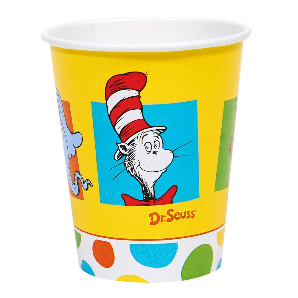 Best Price Dr Seuss 8ct 9oz Favorites Cup