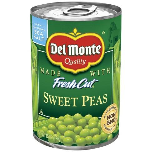Del Monte Sweet Peas - 15oz - image 1 of 3