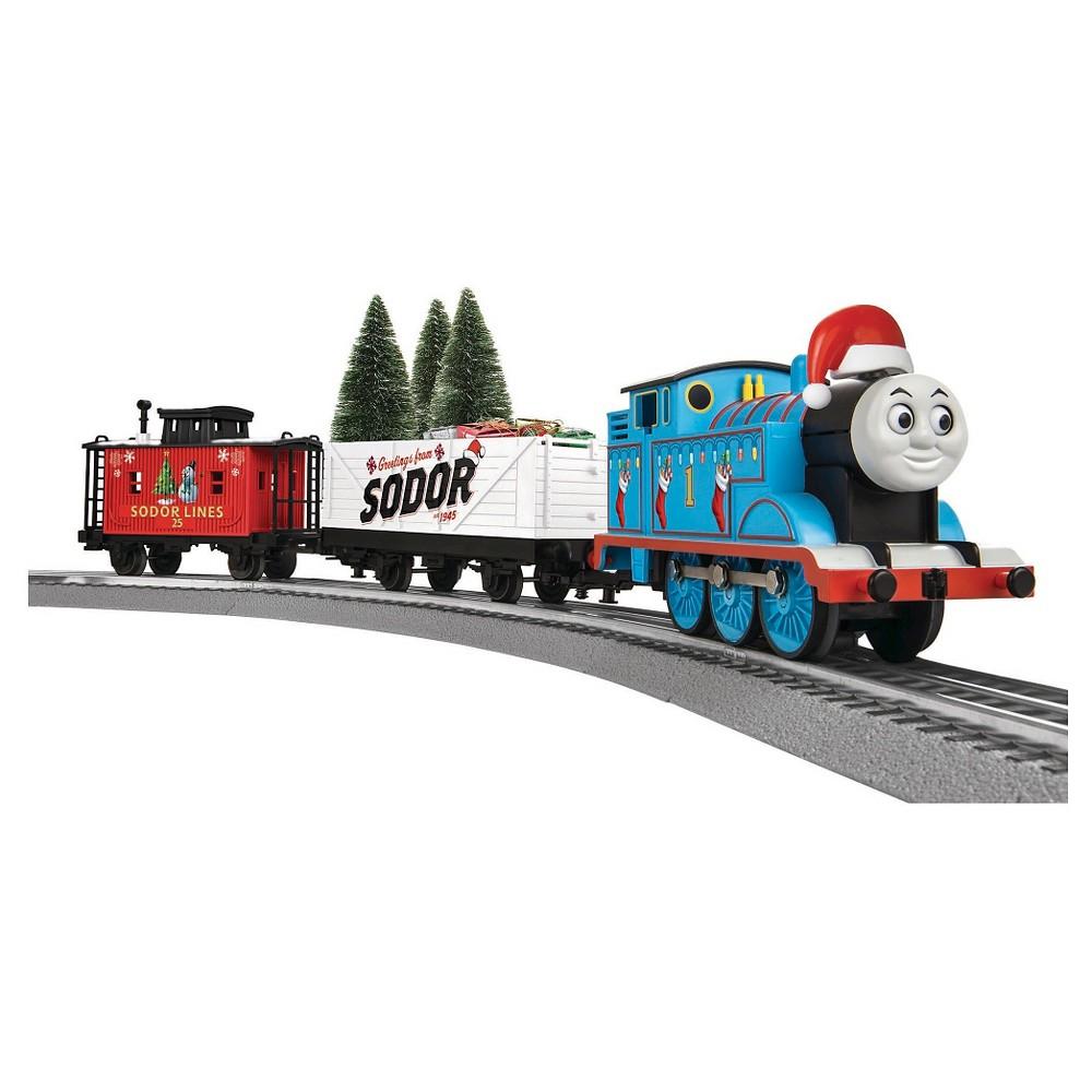 Lionel Thomas the Tank Christmas Freight Ready to Run Train Set