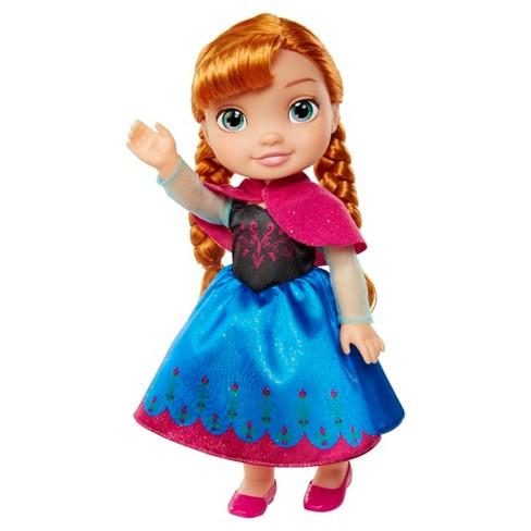 """Disney Frozen Anna 14"""" Doll : ..."""