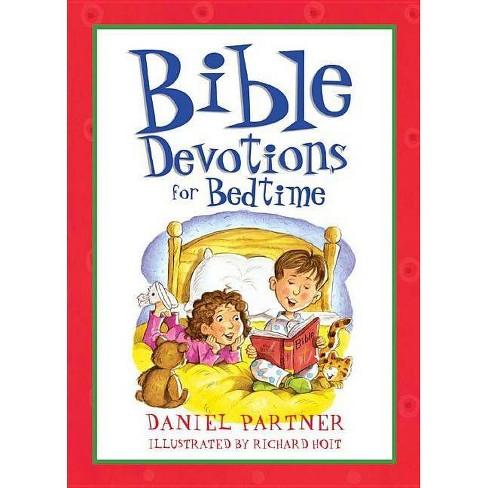 Bible Devotions for Bedtime - (Bedtime Bible Stories) by  Daniel Partner (Paperback) - image 1 of 1