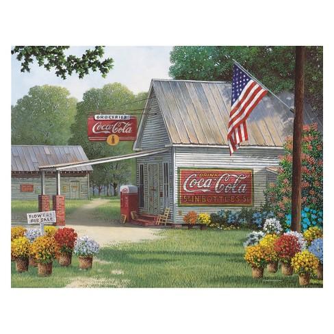 Springbok Coca-Cola Country General Store Puzzle 500pc - image 1 of 1