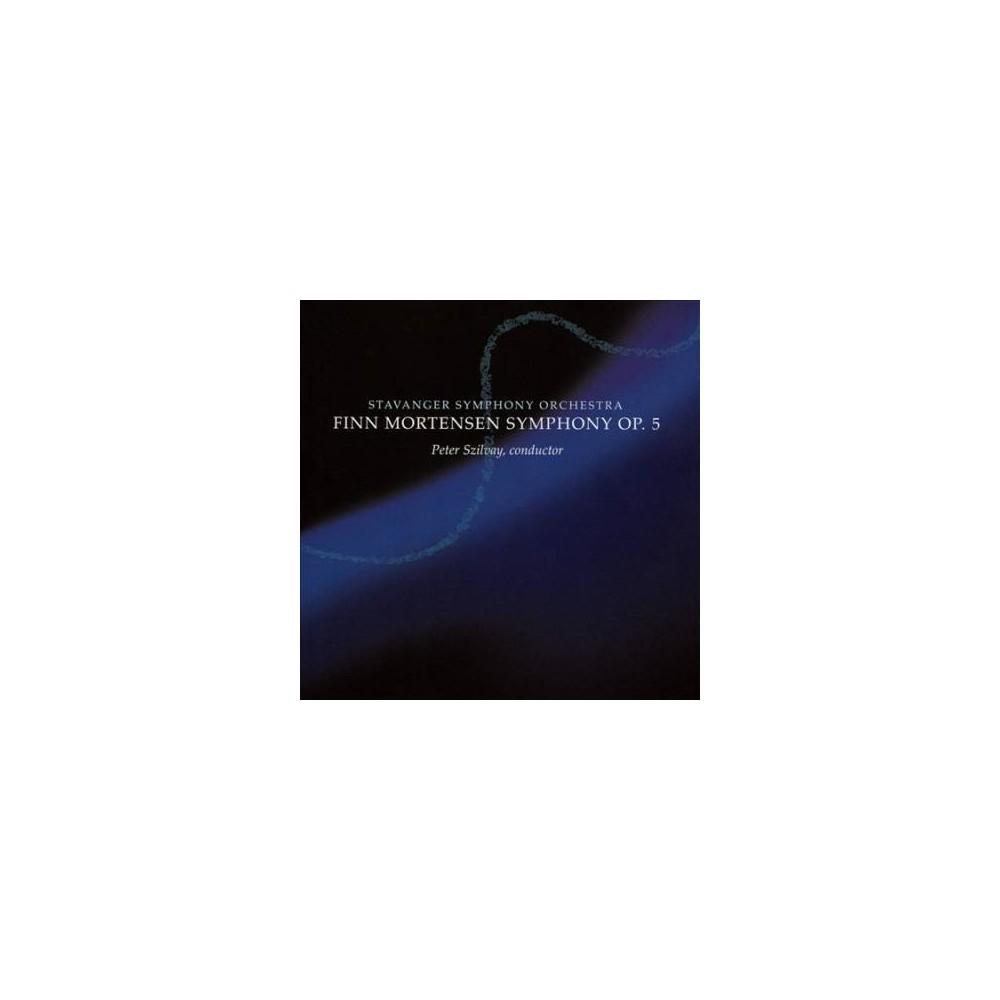 Finn Mortensen:Symphony Op 5 (Blu-ray)