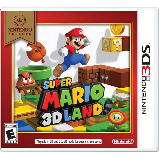 Nintendo Selects: Super Mario 3D Land - Nintendo 3DS image number null