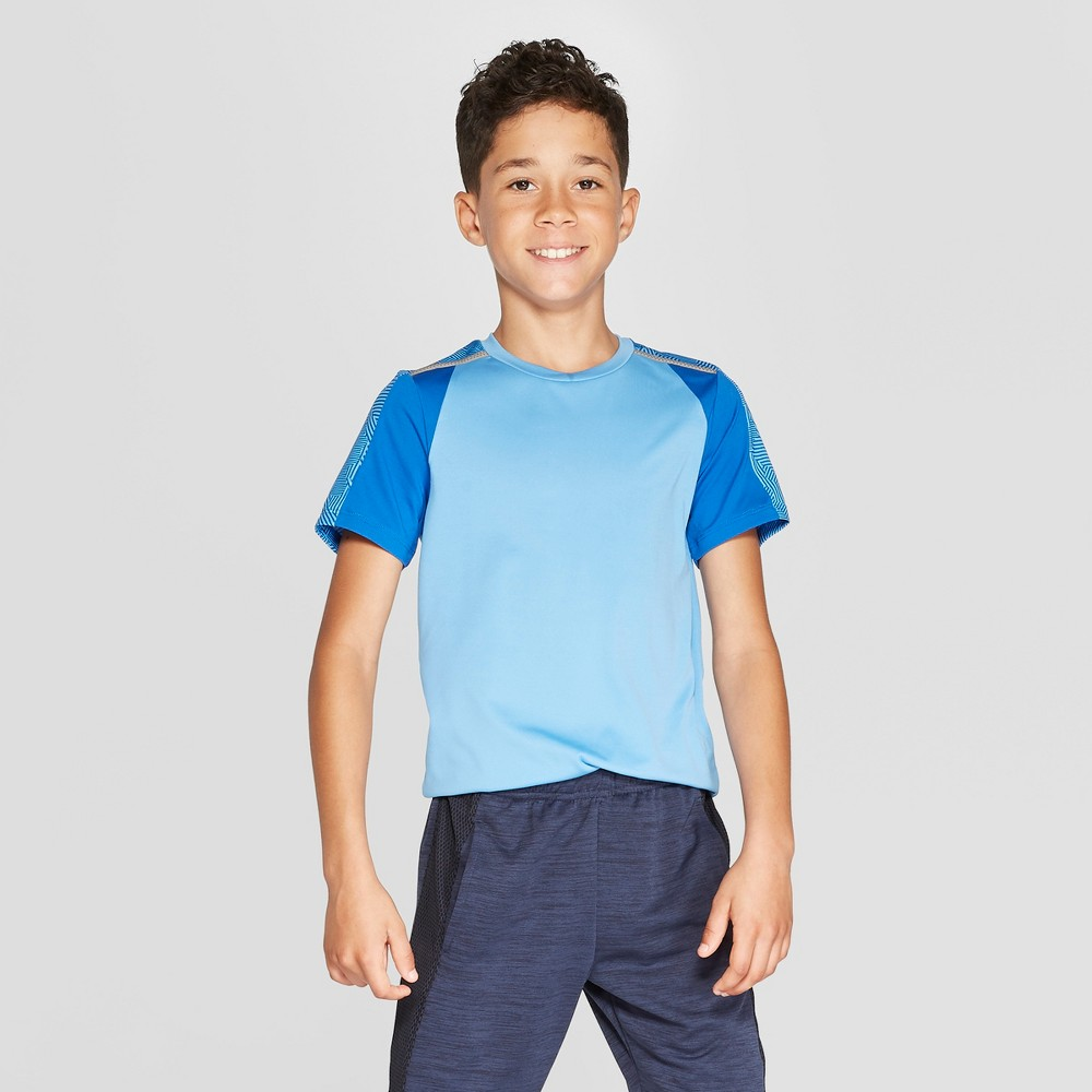 Boys' Premium Training T-Shirt - C9 Champion Blue S
