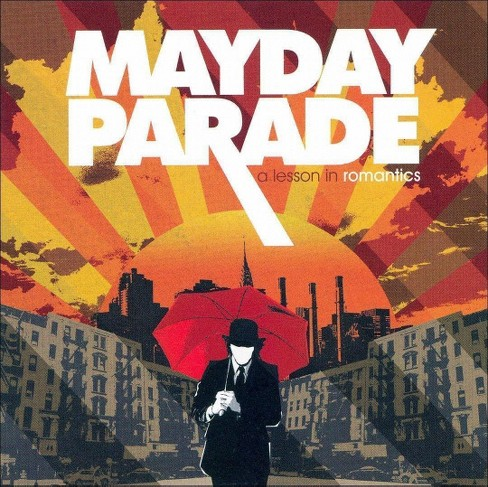 Mayday Parade - A Lesson in Romantics (CD) - image 1 of 3
