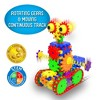 The Learning Journey Techno Gears STEM Construction Set Dizzy Droid 60+ pcs - image 2 of 4