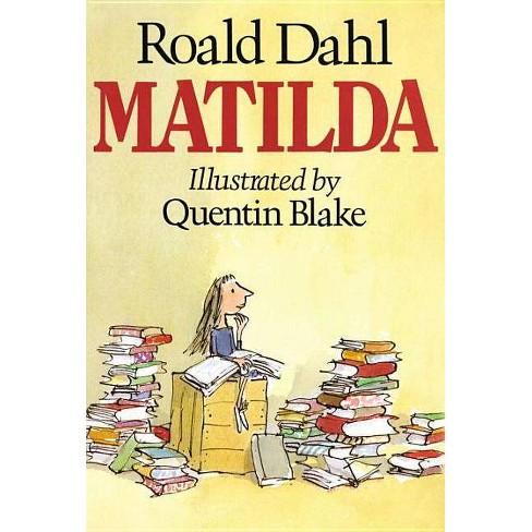 Matilda By Roald Dahl Hardcover Target