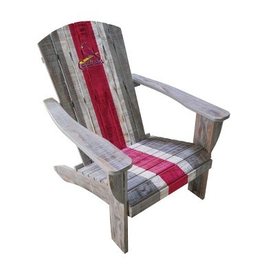 MLB St. Louis Cardinals Wooden Adirondack Chair