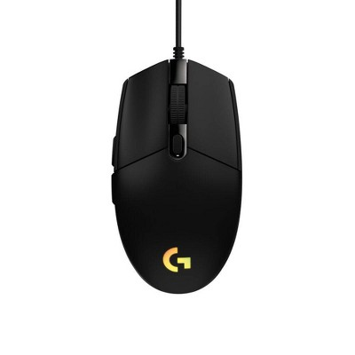 Logitech G203 Gaming Mouse - Black (910-005790)
