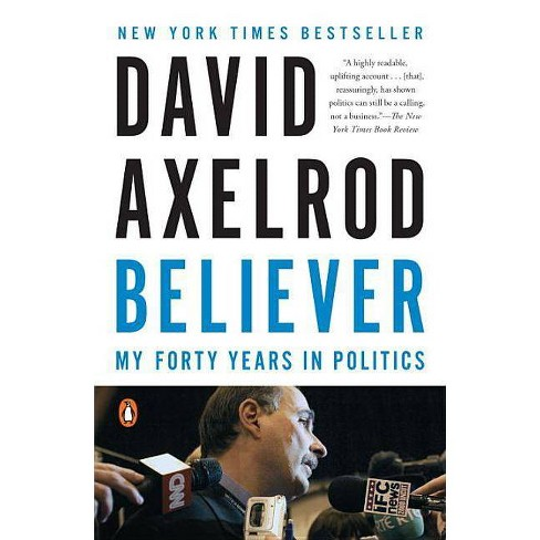 Believer - by  David Axelrod (Paperback) - image 1 of 1