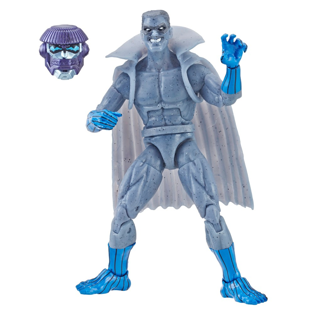 Marvel Captain Marvel 6 Legends Marvel's Grey Gargoyle Figure