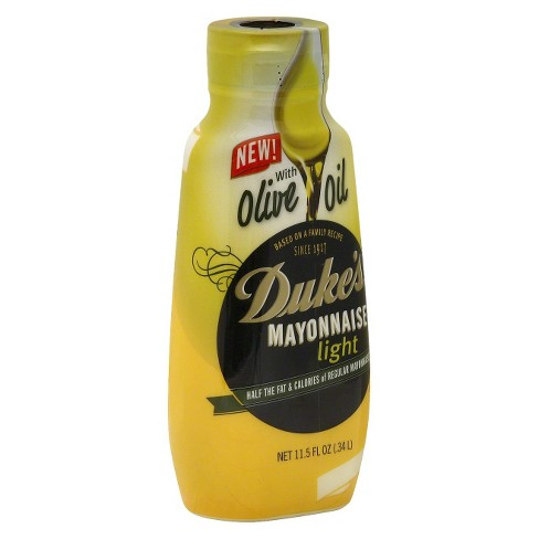 Duke's Light Mayonnaise with Olive Oil 11.5oz - image 1 of 1