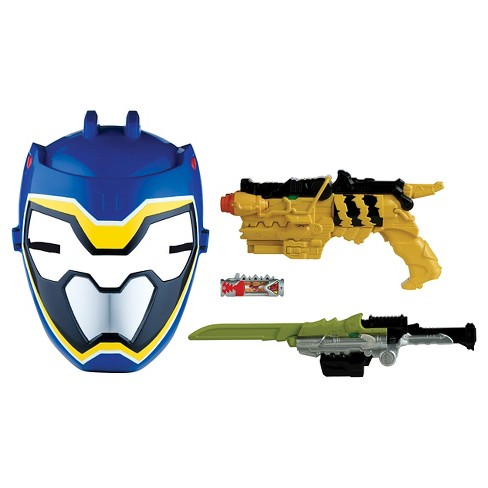 Power Rangers Dino Charge – Blue Ranger Hero Set - image 1 of 3