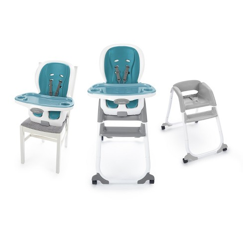 198907417d07 Ingenuity™ Trio 3-in-1 SmartClean High Chair - Aqua   Target