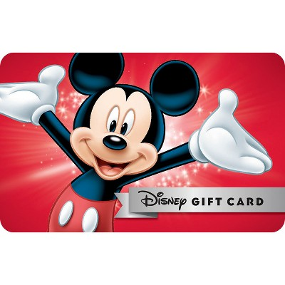 disney gift card deals target