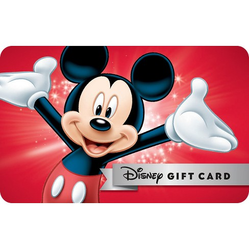 Disney Gift Card eGift (Email Delivery) - image 1 of 1