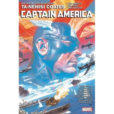 Captain America by Ta-Nehisi Coates Vol. 1 - (Hardcover)
