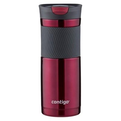 Contigo® SnapSeal™ Byron Stainless Travel Mug - 20oz