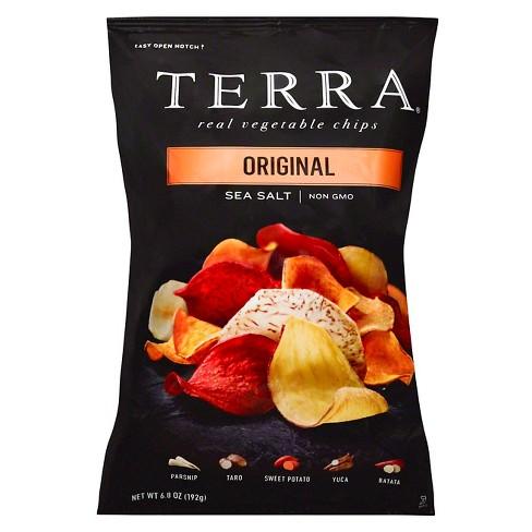 Terra Original Sea Salt Chips - 6.8oz - image 1 of 3