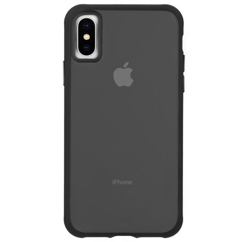 iphone xs matte case