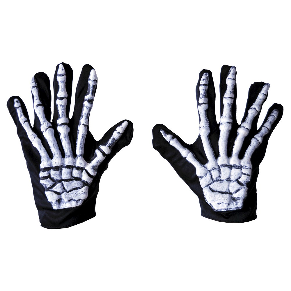 Image of Skeleton Gloves - One Size