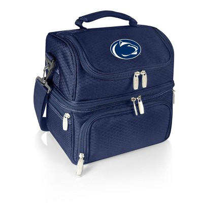 NCAA Penn State Nittany Lions Pranzo Dual Compartment Lunch Bag - Blue