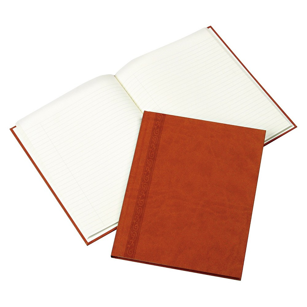 Image of Blueline DaVinci Composition Notebook, College Rule, 9-1/4 x 7-1/4, Cream, 75 Sheets