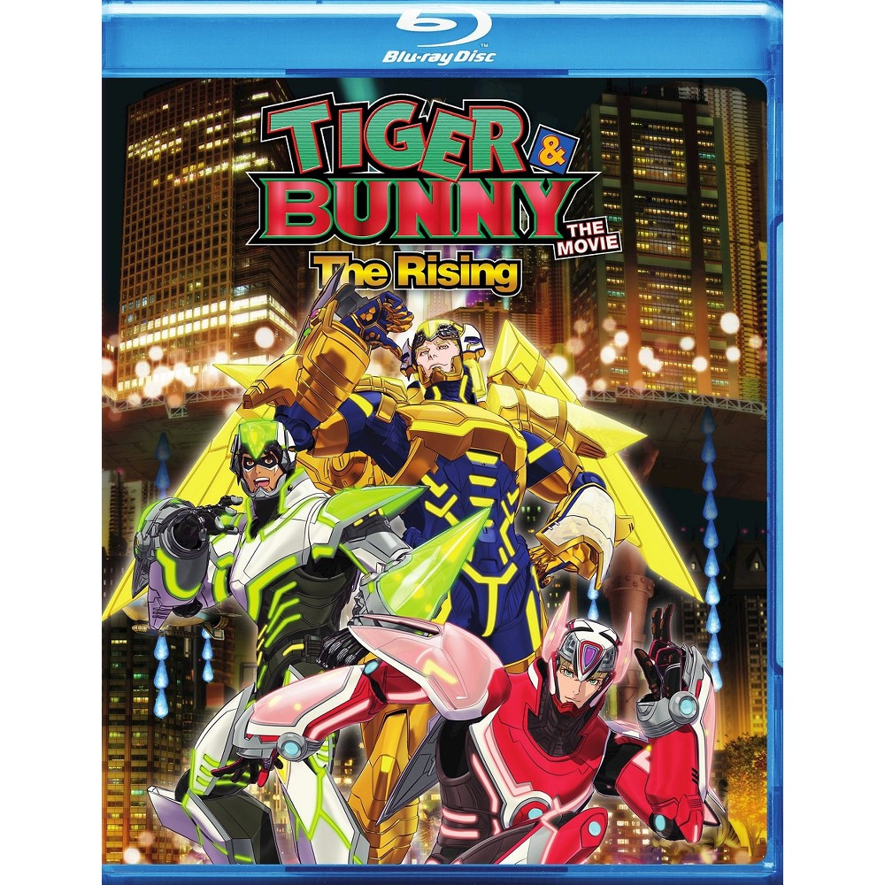 Tiger & Bunny The Movie 2:Rising (Bd/ (Blu-ray)