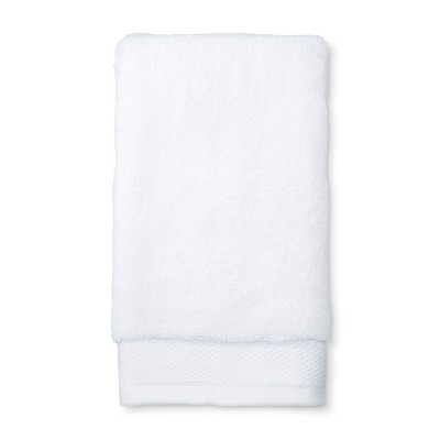 Reserve Solid Hand Towel Textured True White - Fieldcrest®