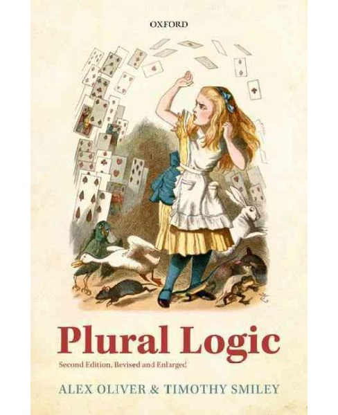 Plural Logic (Paperback) (Alex Oliver & Timothy Smiley) - image 1 of 1