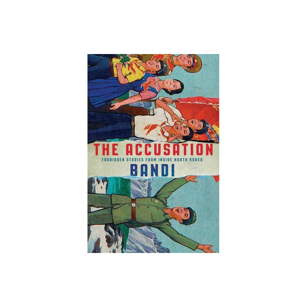 The Accusation - (Hardcover) Electronics > Books - Mmbv > Books > Books