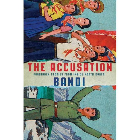 The Accusation - (Hardcover) - image 1 of 1