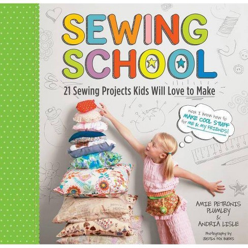 Sewing School (R) - by  Andria Lisle & Amie Petronis Plumley (Mixed media product) - image 1 of 1