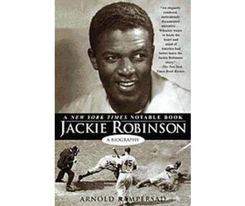 Jackie Robinson : A Biography (Paperback) (Arnold Rampersad) - image 1 of 1