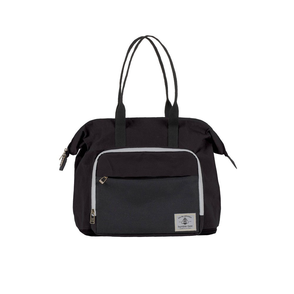 Image of Humble-Bee Boundless Charm Diaper Bag - Onyx, Black