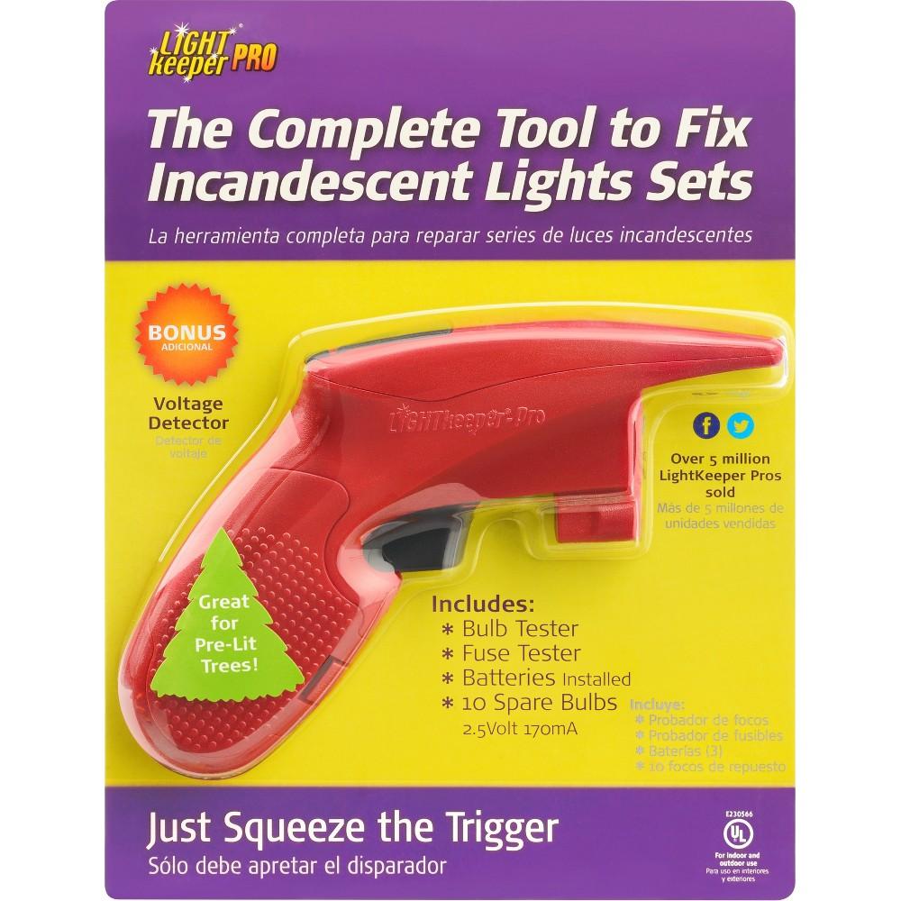 Image of LightKeeper Pro Light Repair Kit, Red
