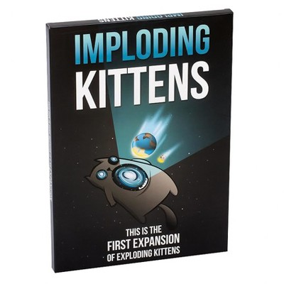Imploding Kittens Game