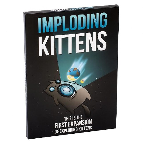 Imploding Kittens Game, Board Games