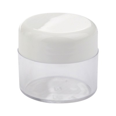Travel Cosmetic Jar - 1.25 fl oz - up & up™