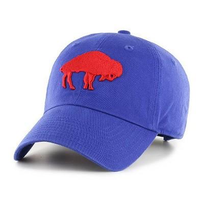 NFL Buffalo Bills Vintage Clean Up Hat