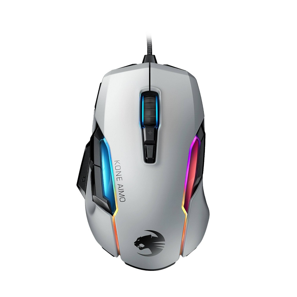 ROCCAT Kone Aimo PC Gaming Mouse - White was $79.99 now $54.99 (31.0% off)