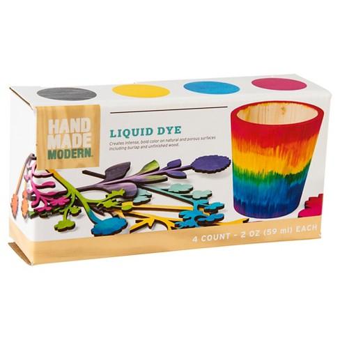 Hand Made Modern Liquid Dye Set - 4 Per Pack - image 1 of 1