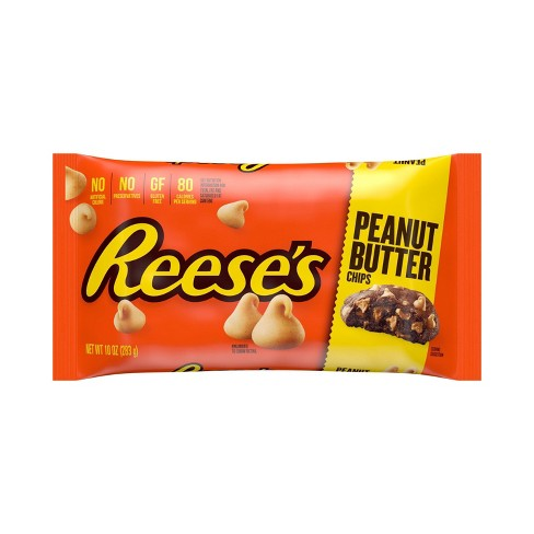 Reese's Peanut Butter Baking Chips -10oz - image 1 of 4