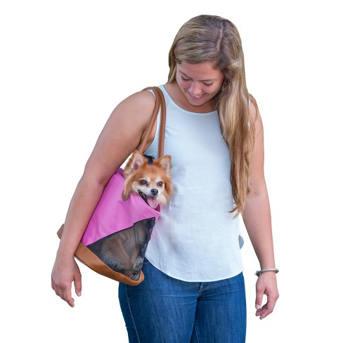 Pet Gear R & R Tote Bag Carrier - Flamingo - image 1 of 4
