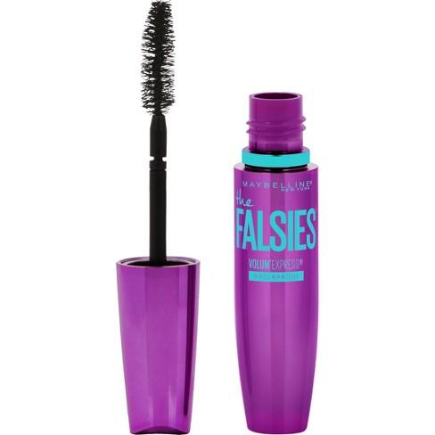 Maybelline Volum' Express The Falsies Waterproof Mascara 291 Very Black 0.25 fl oz - image 1 of 4